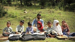 High Altitude Mobile Schools For Bakarwal Children