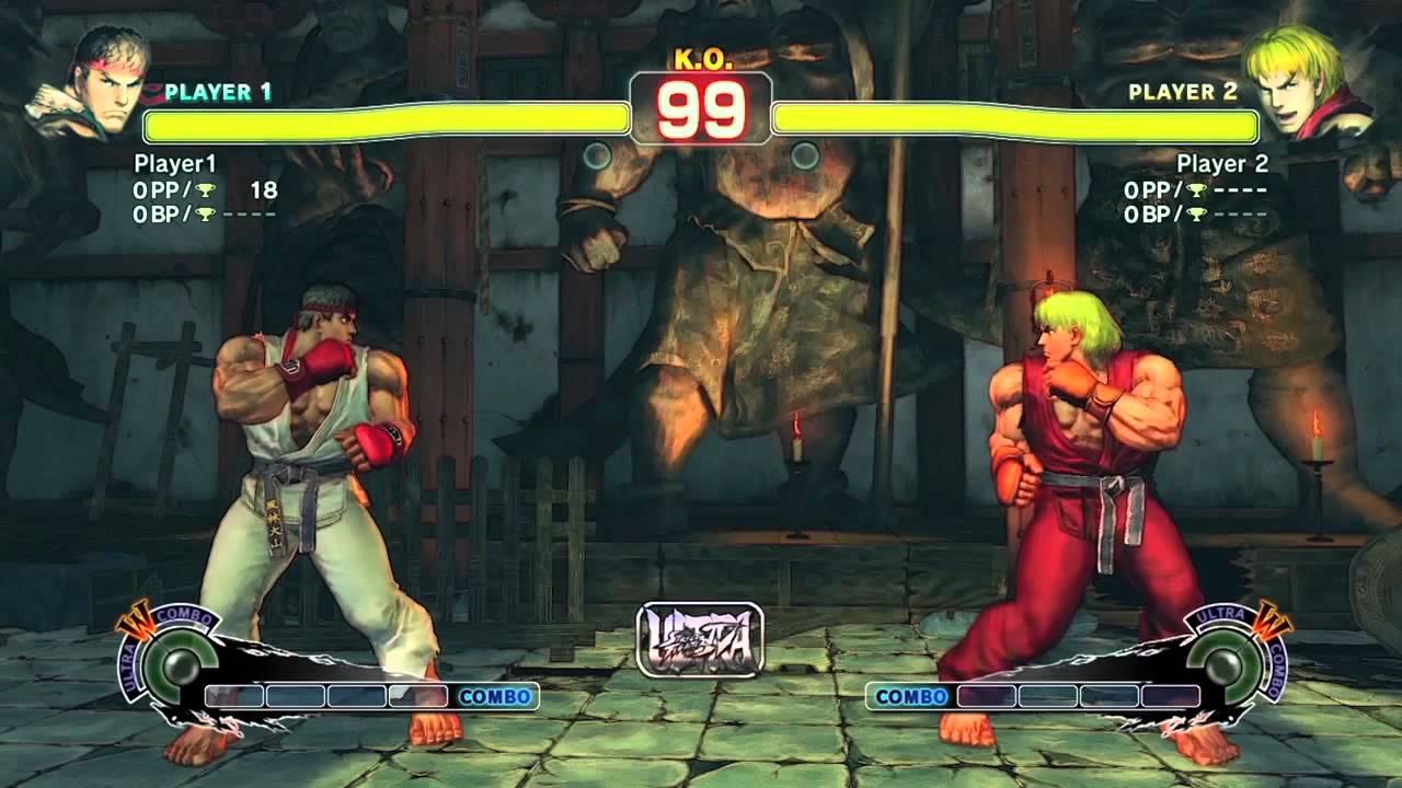 Ultra street fighter iv gameplay trailer youtube