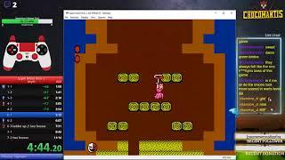 Super Mario Bros. 2: 11:09 new PB