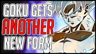 Goku's New Form Is Lame