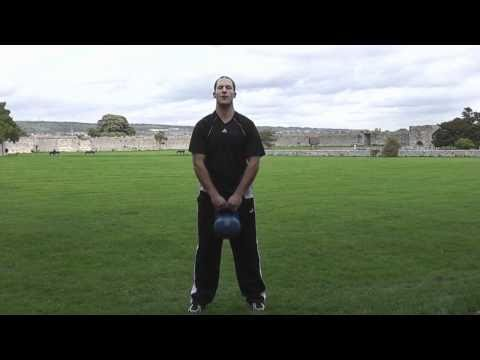 Kettlebell Upright Row Image 1