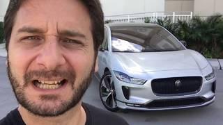 Jaguar I-Pace HSE 2019   Detalles en vivo