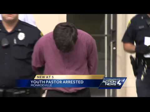 Church youth volunteer charged with child porn in Monroeville