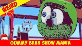 "Old Cartoon-Style ""Super Gummy""! - Gummy Bear Show MANIA"