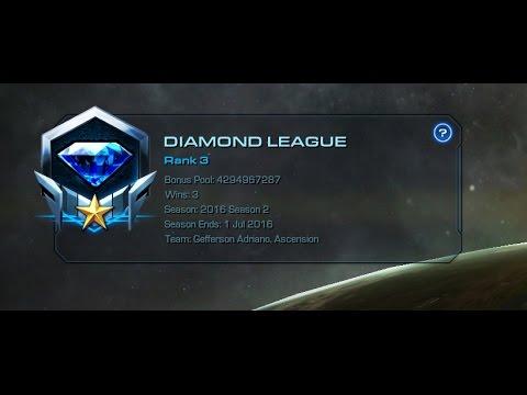 [2x2] ZTvZZ Diamond Ladder (Magma Mines) 30/03
