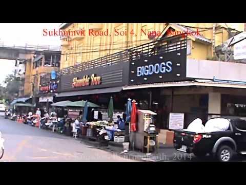 Sukhumvit road, Soi 4, Nana, Bangkok, Thailand. ( 2 )