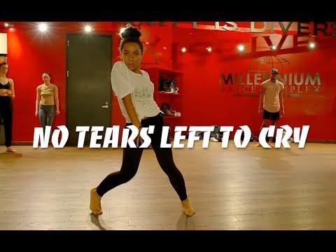 Download Lagu  ARIANA GRANDE   NO TEARS LEFT TO CRY   BLAKE MCGRATH CHOREOGRAPHY Mp3 Free