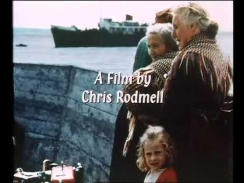 Inis Meáin, Aran Islands, Ireland  1973 Old footage
