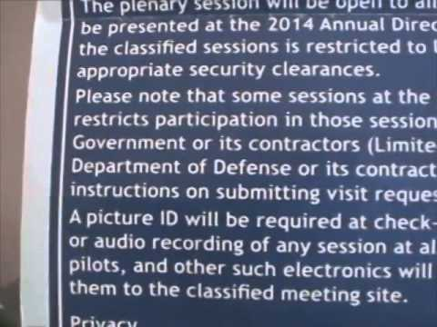 DoD NSA   Classified Direct Energy Weapons DEW Symposium Reg  SECRET NOFORN