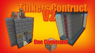 [Contraption] Tinkers Construct V2: Updates and Upgrades (fixed crashes)
