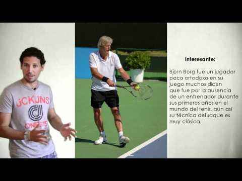 El Saque De Tenis: Posición De Preparado