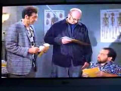 Seinfeld-Kramer &Mickey with Medical Students Part 2