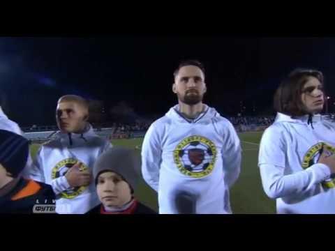 Динамо Киев - Сталь 2-0 обзор 17 тур ЧУ