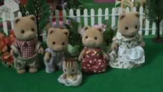 Calico Critters Sylvanian Family home video (Russian version) Волшебная страна Calico Critters.
