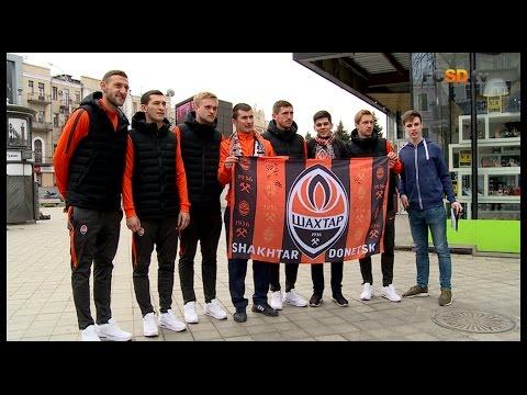 Shakhtar strolled around Kharkiv before the match vs Chornomorets