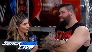 Kevin Owens has too much on his plate for 24/7 Title: SmackDown Exclusive, Aug. 27, 2019