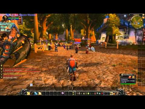 WoW Moon Guard relm (DONT GO TO GOLDSHIRE)