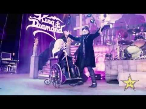 King Diamond - Welcome Home HD (Official Video Live Mayhem 2015)