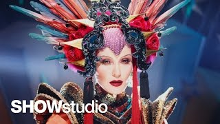 SHOWstudio: Evening In Space - Daphne Guinness / David LaChapelle / Tony Visconti