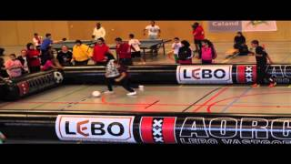 Stichting AORC-LEBO: Panna Knock Out 25-10-2012 6 tm 12 jaar in de Calandhal