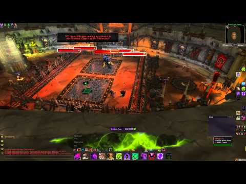 [Warlock] Brawlers Guild - Rank 5 & 6