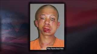 Father Knocks Out Son's Abuser