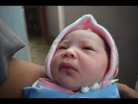 Kelahiran Bayi Calista Nayla Putri Banyuwangi 2018