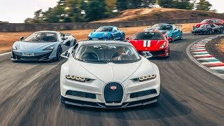 Performance Car of the Year 2018 Trailer | Top Gear