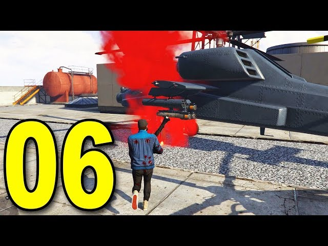 GTA 5 Smugglers Run DLC - THE FIRST MISSION
