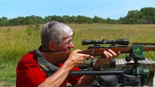 Gunsmithing - How to Sight in a Rifle Scope Presented by Larry Potterfield of MidwayUSA