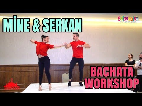 Mine & Serkan Bachata Workshop | IIDF-2018