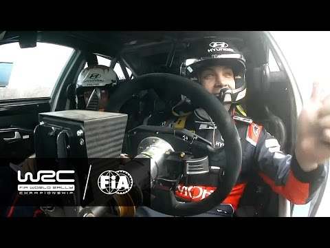 WRC - YPF Rally Argentina 2016: Powerstage SS18