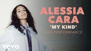 Alessia Cara My Kind Official Live Performance Vevo X Alessia Cara
