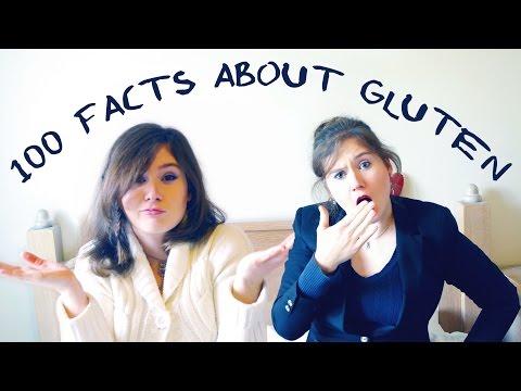 100 facts about gluten/celiac disease | Gluten Free