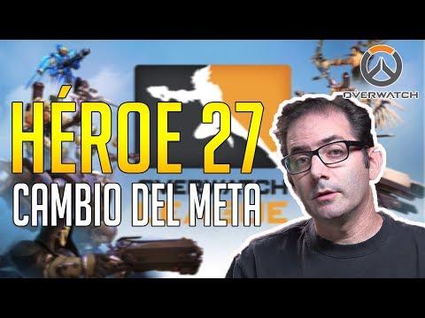 OVERWATCH: el HÉROE 27 CAMBIARÁ EL META   Resumen entrevista a JEFF KAPLAN   Sr Jambo