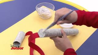 Art Attack - Technique du porte dessin - Disney Junior - VF