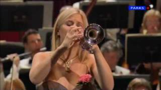 Alison Balsom, Haydn Trumpet Concerto in Eb, 1st mov.