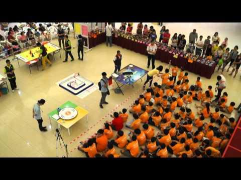 Batu Pahat Johor Malaysia Master Mind Educational International Youth Robotics Competition v007