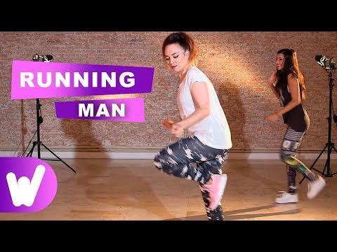 Tutorial de SHUFFLE | Paso Running Man