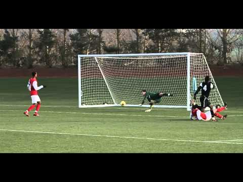 Nike Academy vs Arsenal