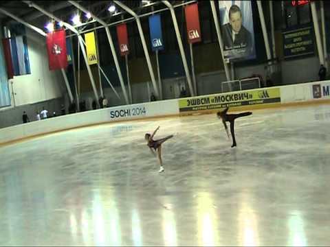 Волосожар- Траньков. КП.  5-й этап Кубка России 2010