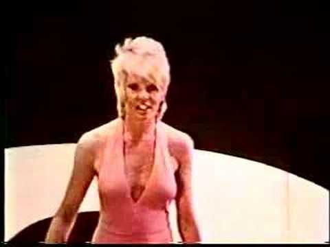 Joey Heatherton for Serta mattresses Video