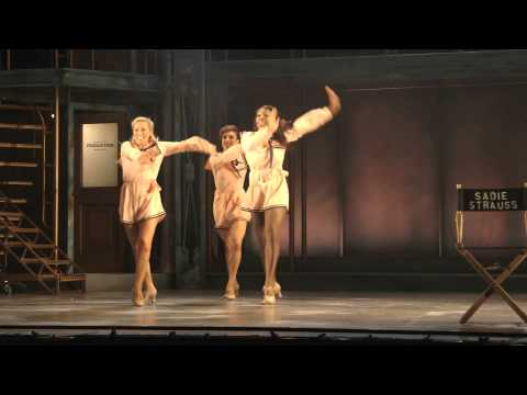 Dance Til Dawn at the Aldwych Theatre starring Vincent Simone and Flavia Cacace