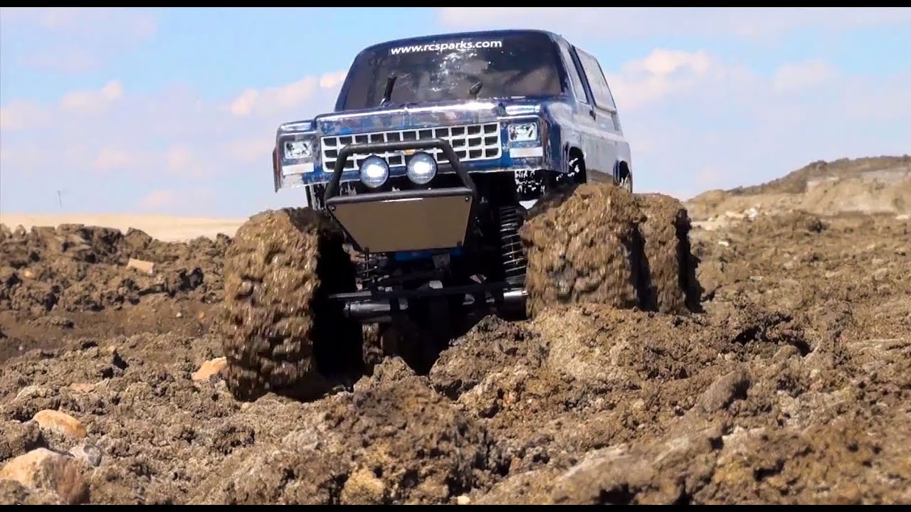 RC ADVENTURES - MUD BOGS - Sloppy Mudding in 4x4 Off-Road ...