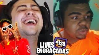 TIROTEIO NA LIVE E ALANZOKA DUO COM RAFFA MOREIRA | LIVES ENGRAÇADAS #139