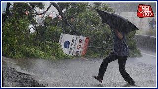 आधे देश पर कुदरत के क्रोध के मंडराए बादल! 13 राज्यों में भारी बारिश और तूफान का खतरा
