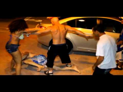 Crazy Fight At Club 2012