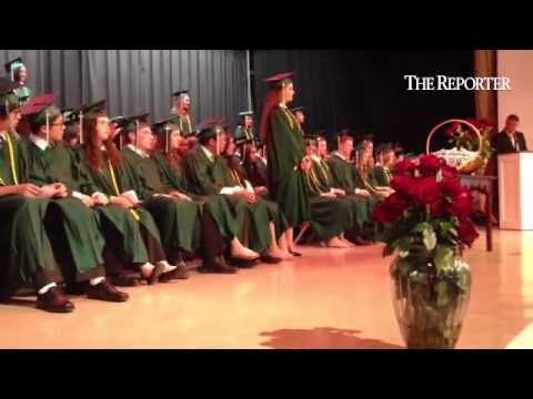 The Christopher Dock Mennonite high school 59th annual commencement ceremony on Saturday #NPIVnews - 06/07/2014