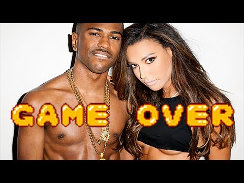 "BIG SEAN & ""GLEE"" STAR NAYA RIVERA SPLIT + RIHANNA"