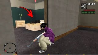 GTA San Andreas - Kill CJ's Mom Mission & Playing as a Ballas! (The Death of Johnson's Mother)